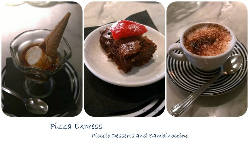 Calories In Chocolate Fudge Cake Pizza Express