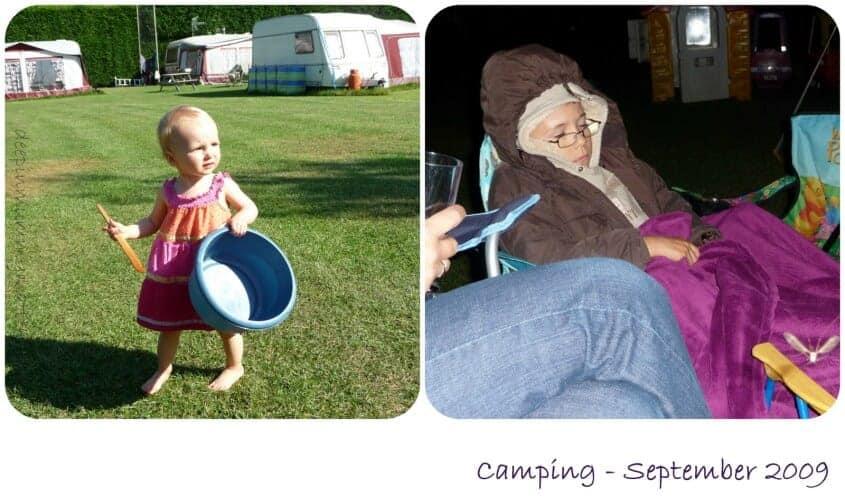 Camping in September