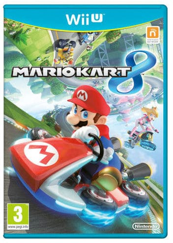 Mario Kart 8 for the Wii U