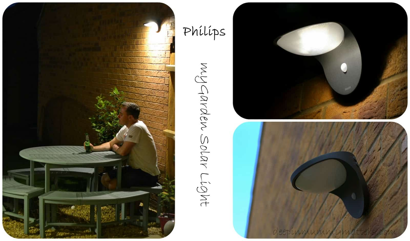 creating ambience with philips mygarden solar lights mummy matters. Black Bedroom Furniture Sets. Home Design Ideas