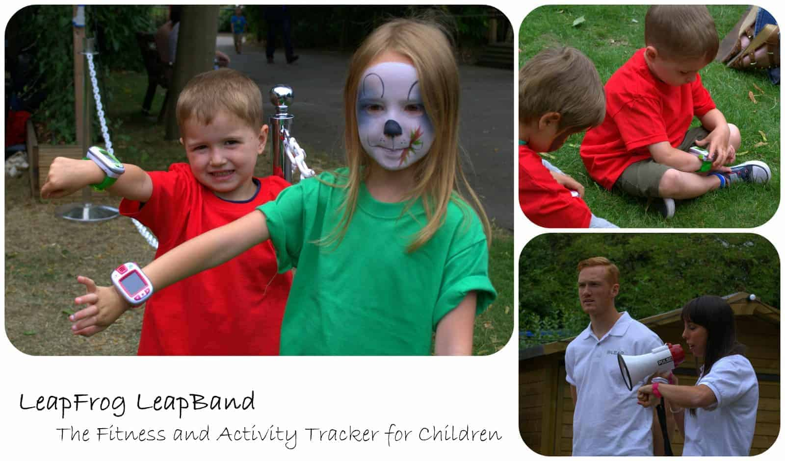 LeapFrog Leap Band, London Zoo, Sporting Heroes and a missing child!
