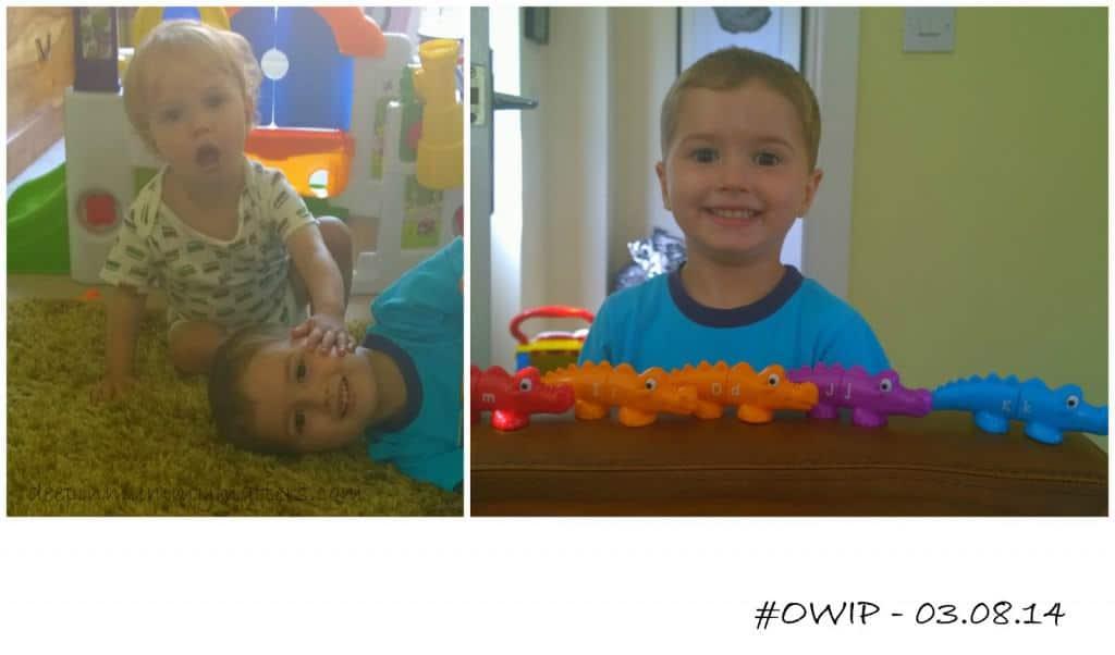 #OWIP