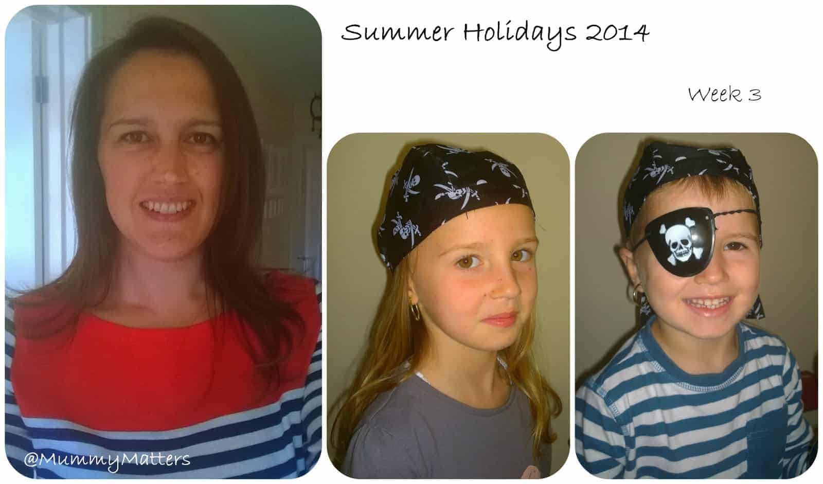 Summer Holidays 2014 – 18th to 21st August