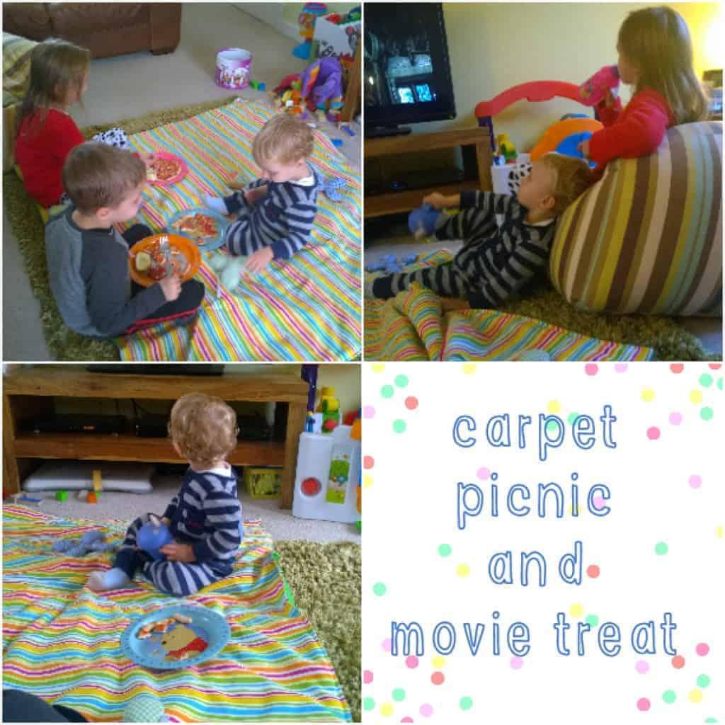carpet picnic