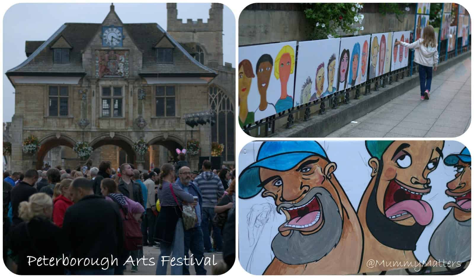 Peterborough Arts Festival in Pictures