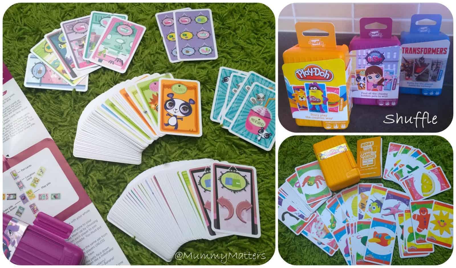 Shuffle Card Games