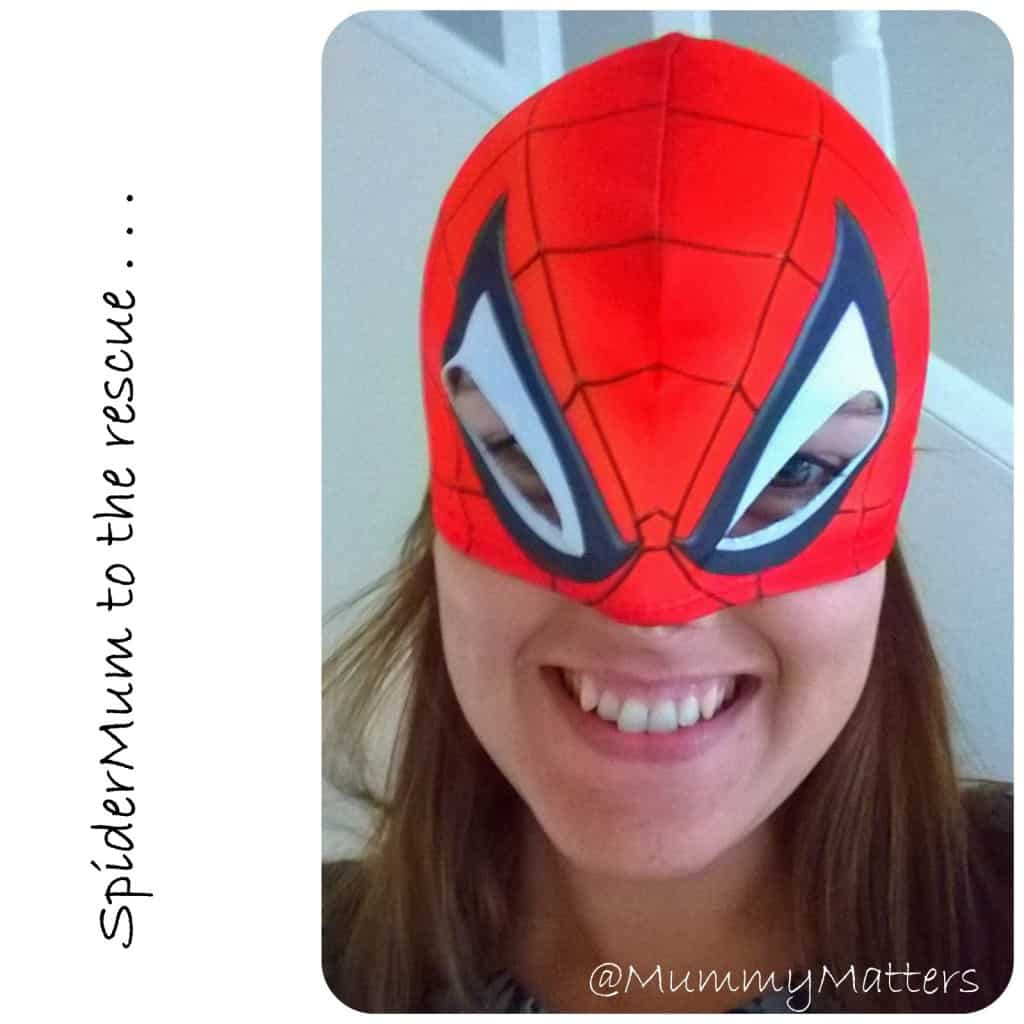 SpiderMum