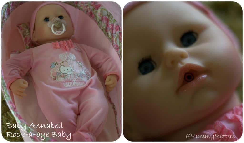 Baby Annabell Rock-a-bye Baby - Mummy Matters
