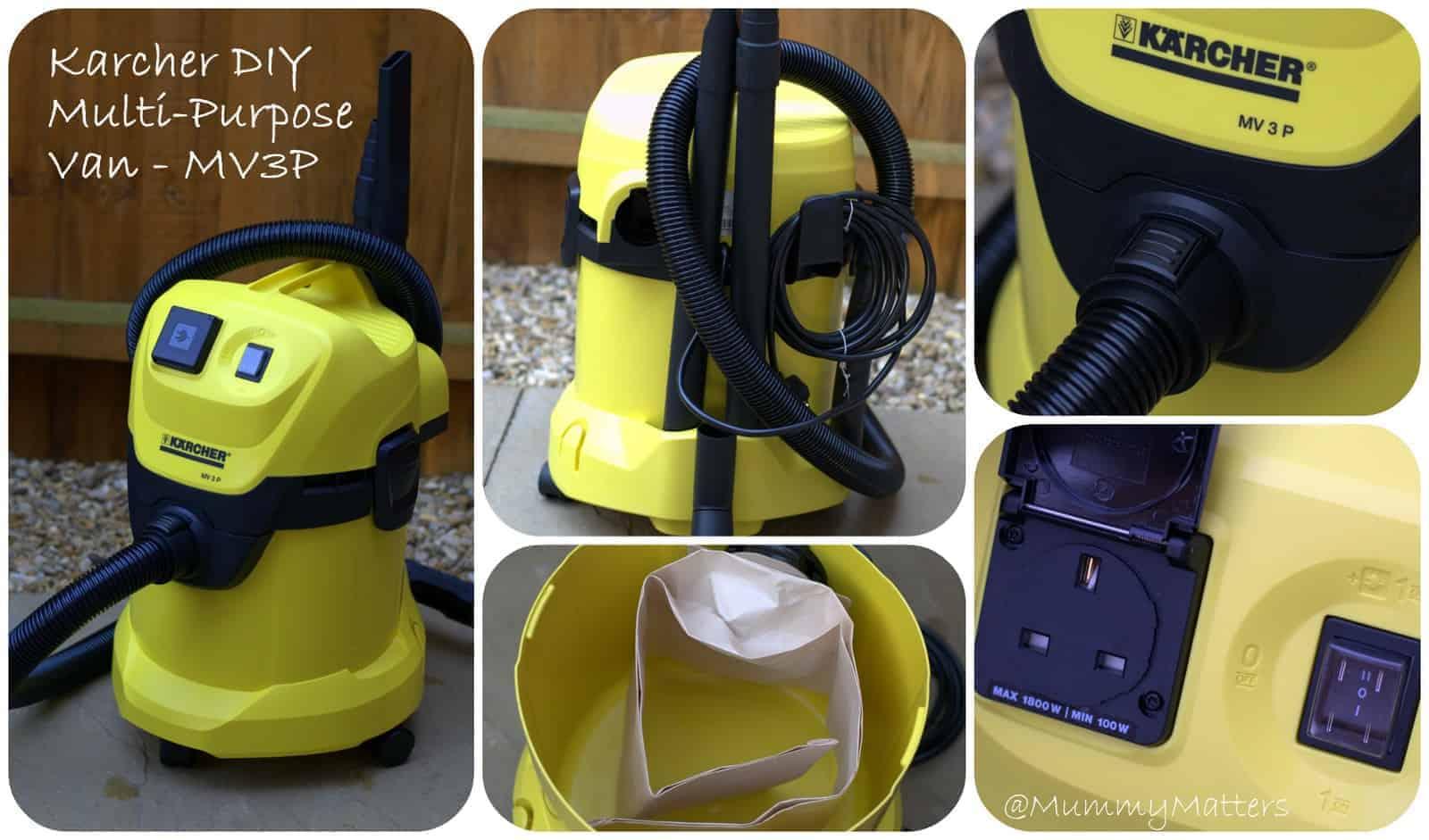Karcher DIY Multi Purpose Vac – MV3P