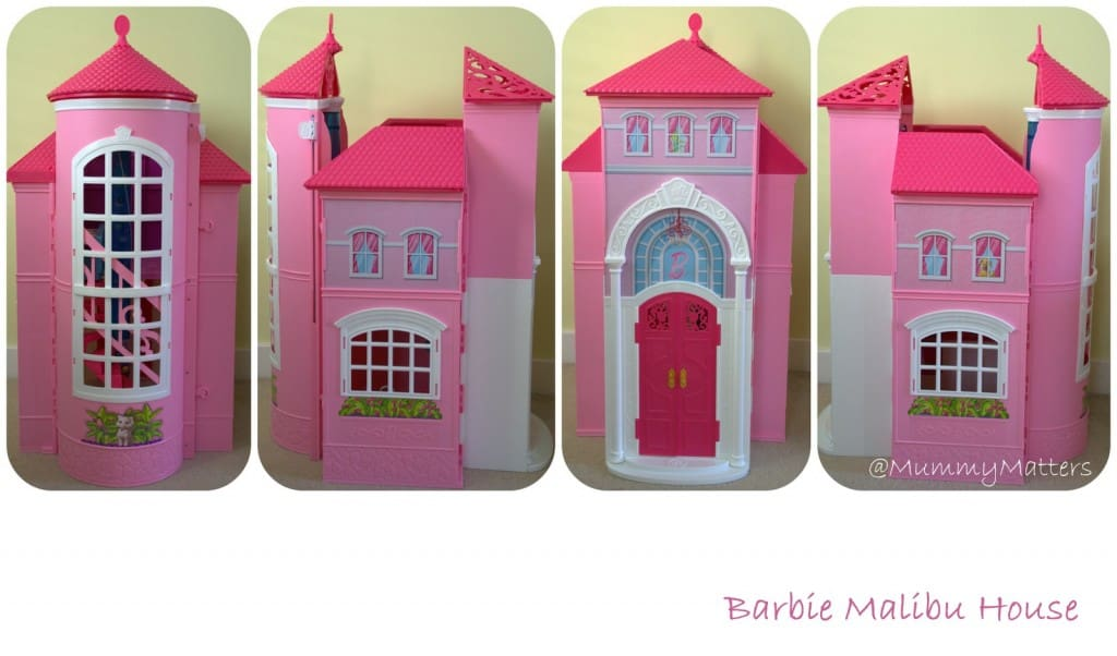 Barbie Malibu House