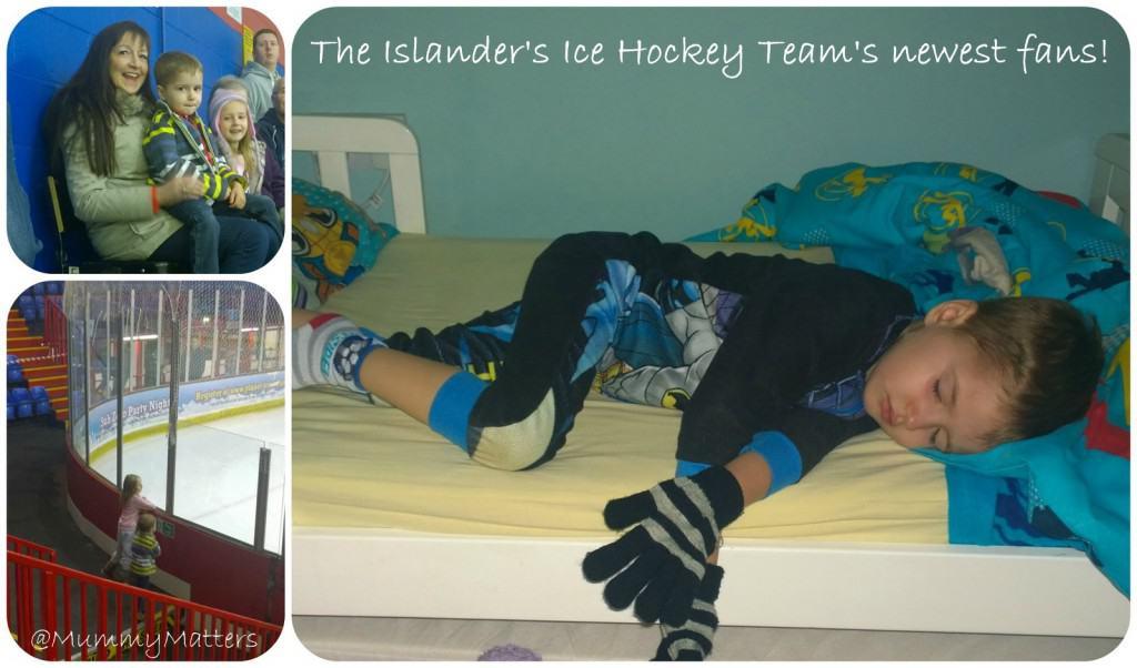 Half Term Ice Hockey