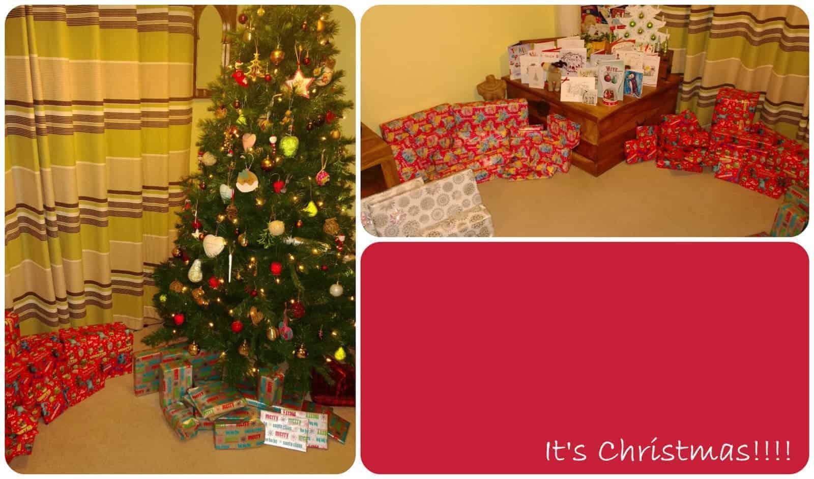Memories of Christmas past . . .