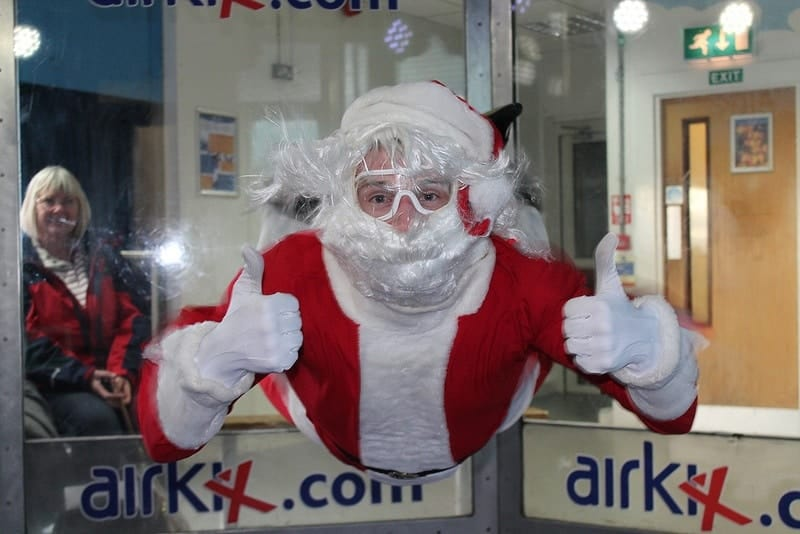 Have a magical Christmas with the gift of flight from Airkix