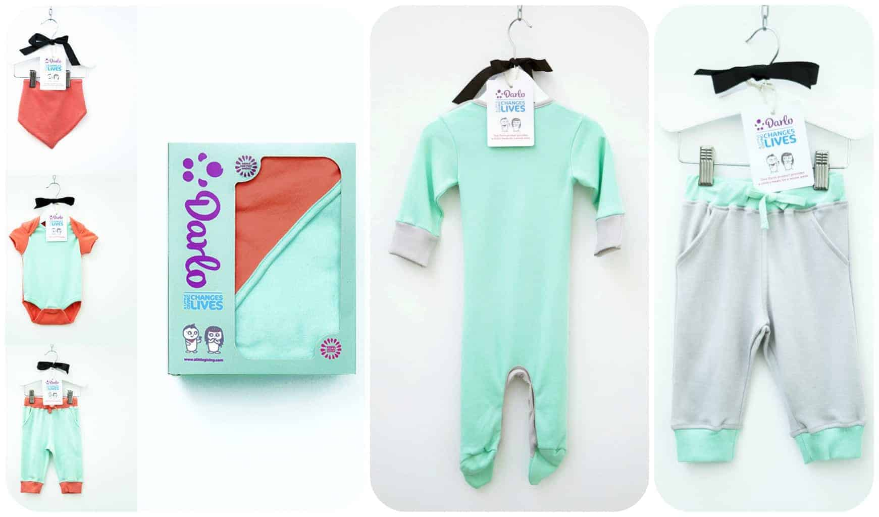 Darlo – Ethical Babywear with a difference