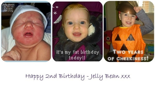 Jelly Bean turns two – yes really!