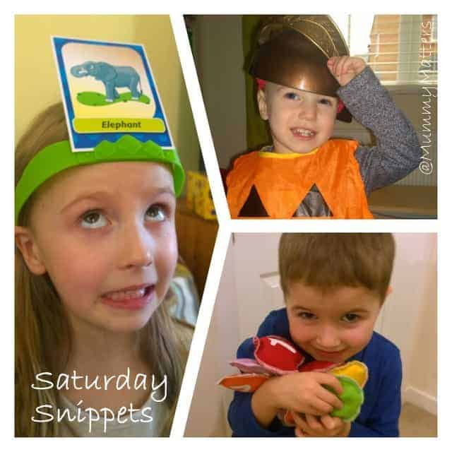 Saturday Snippets