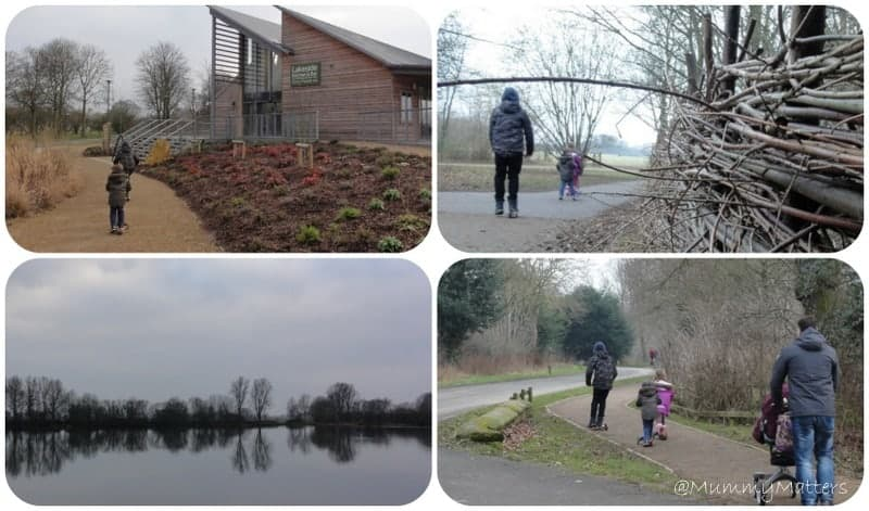 Family fun at Ferry Meadows