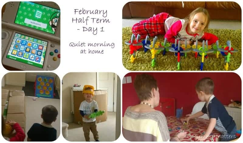 Our February Half Term photo story . . .