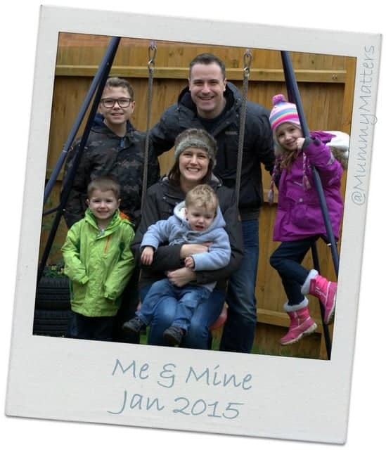 New project for 2015 – Me & Mine
