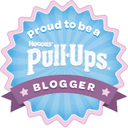 Pull-Ups Blogger Badge