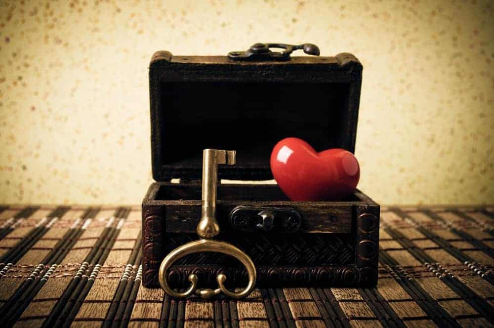 Treasure love