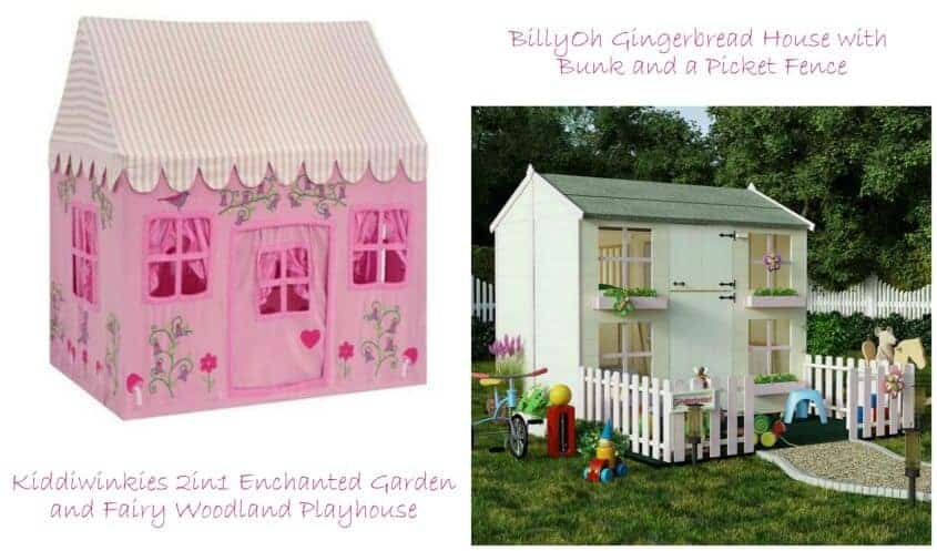 Playhouses for girls