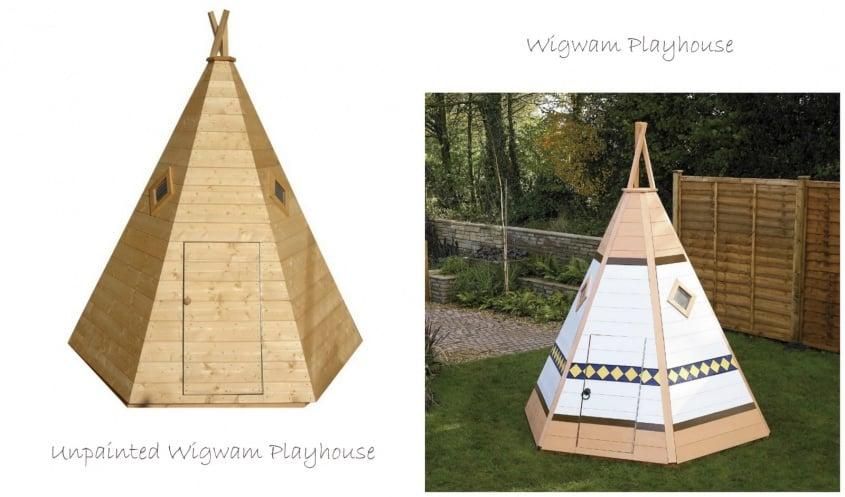 Alternative playhouses