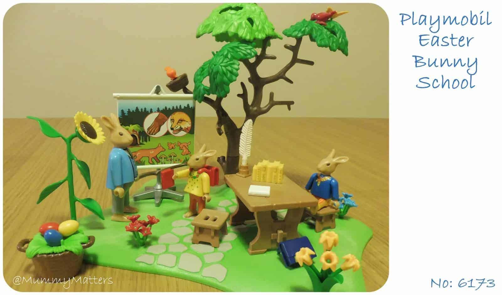 Playmobil Easter