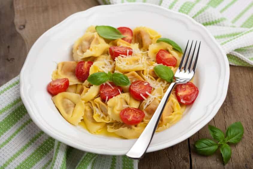 Olive Oil Pasta