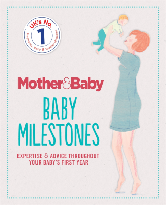Baby Milestones book jacket