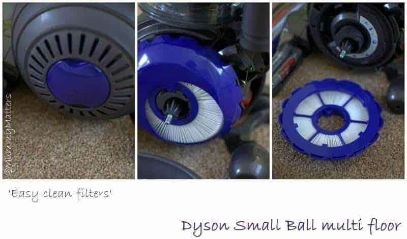 Dyson Small Ball