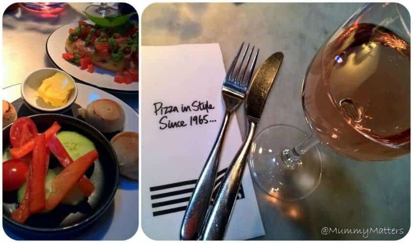 Pizzaexpressfamily Treat Night For The Beans Mummy Matters