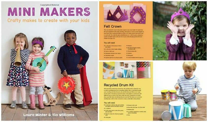 Mini Makers Craft Book