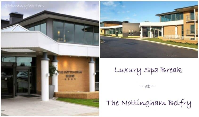 Belfry Hotel Nottingham Spa Treatments