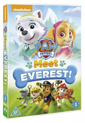 Paw Patrol Meet Everest