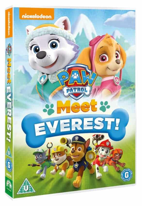 Paw Patrol Meet Everest