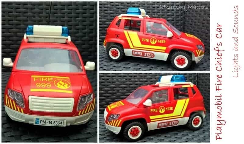 Playmobil Fire
