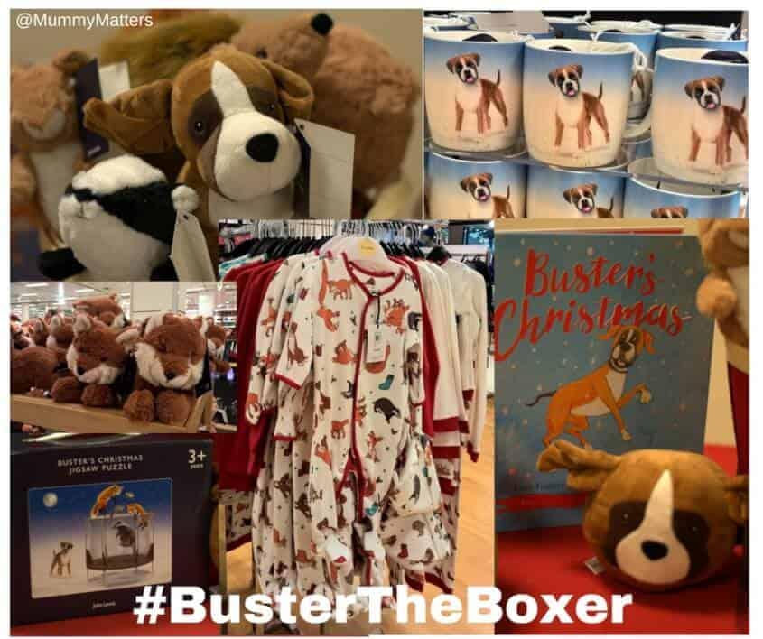 #BusterTheBoxer
