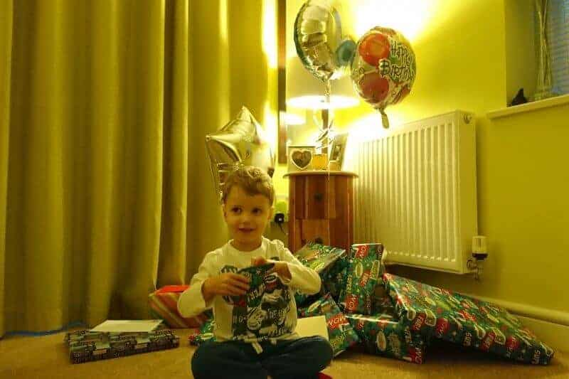 Jelly Bean's 4th Birthday . . . in hospital! 1