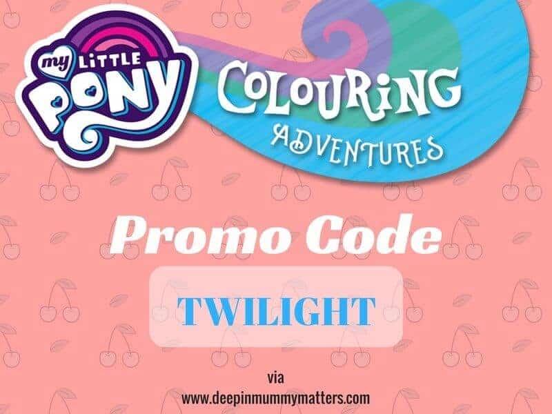 My Little Pony Promo Code
