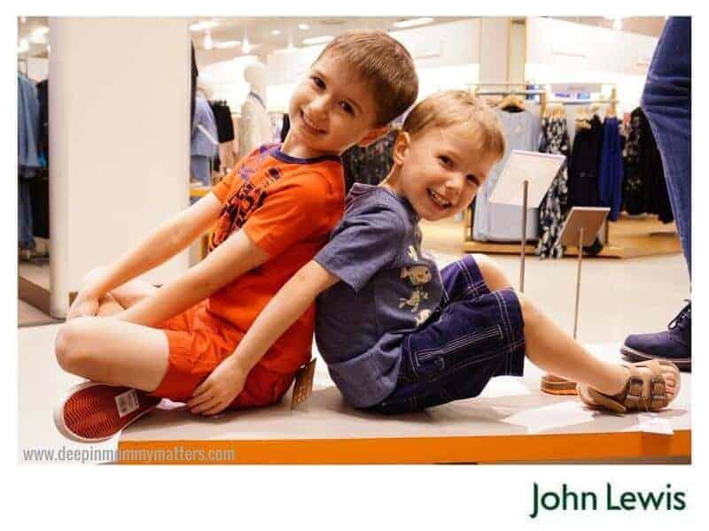 John Lewis Kids