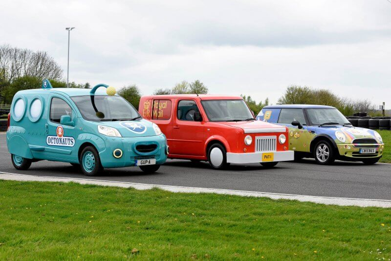 CBeebies Cars