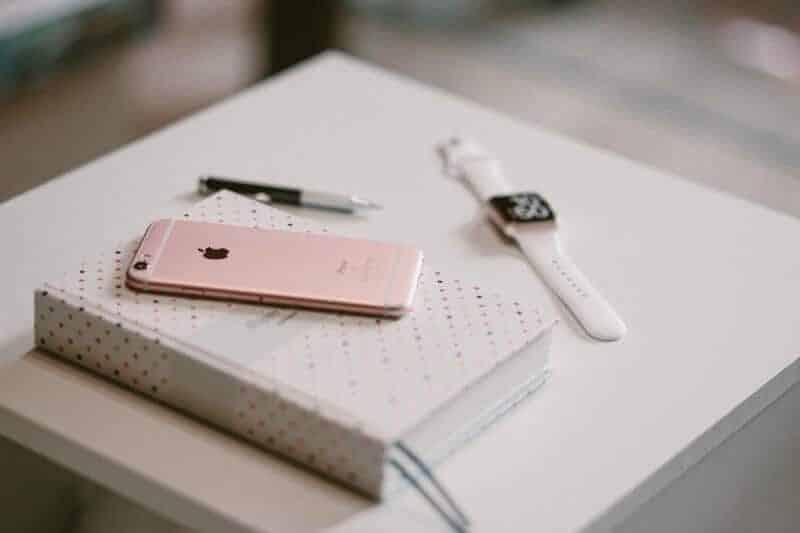 Rose Gold iPhone 6