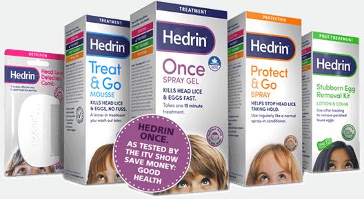 Hello Hedrin, bye bye Head Lice + GIVEAWAY! 2