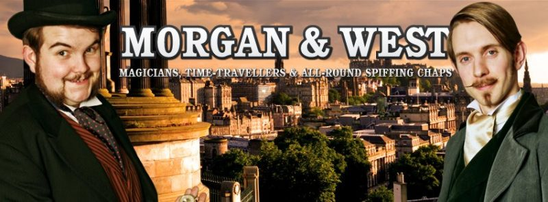 WIN Family Ticket to The Underbelly Festival Southbank with Morgan & West