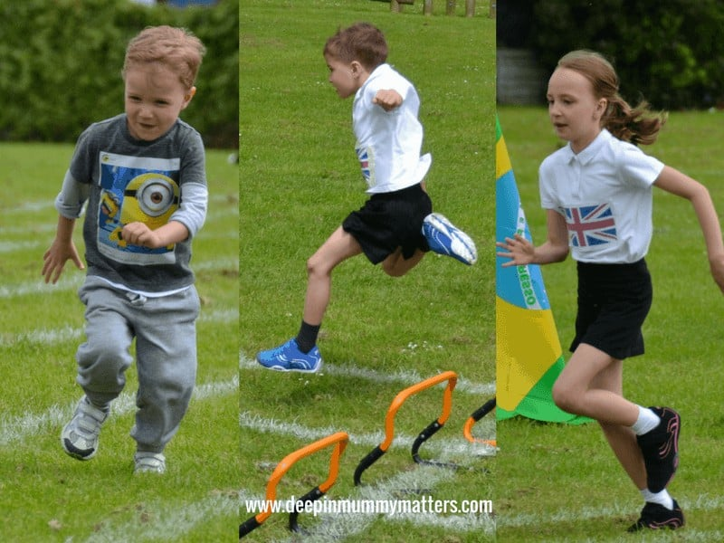 Sports Day: Mother's Pride 1