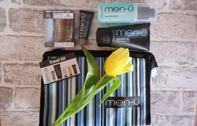 Men-U Travel Kit