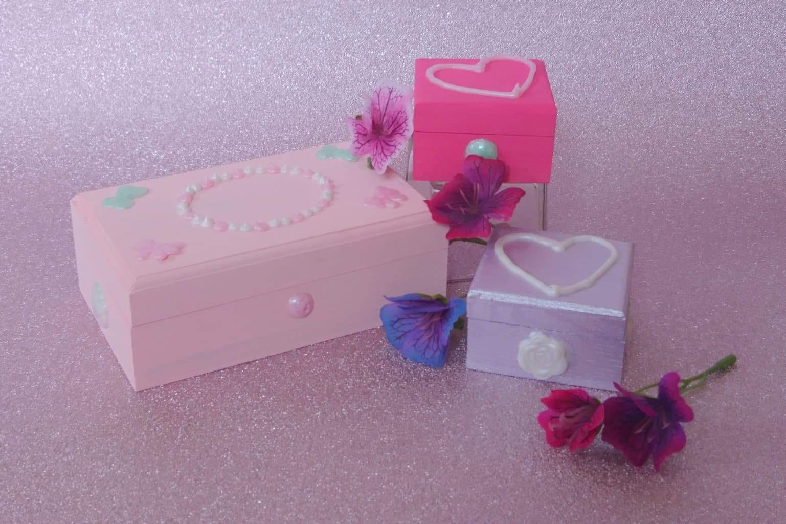 Gel-A-Peel Jewellery Box