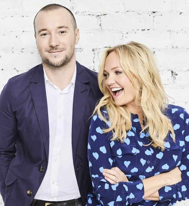 Emma Bunton Chris Money