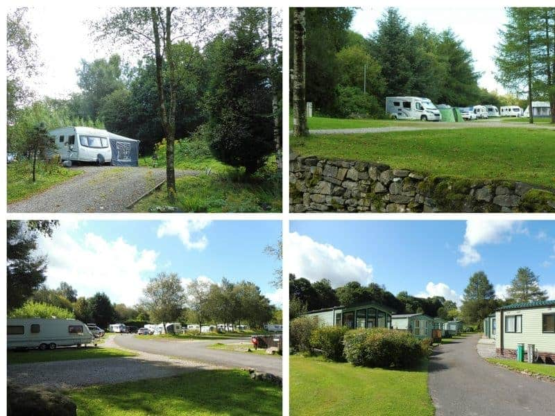 Windermere Camping & Caravanning Club Site